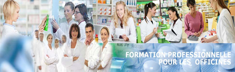 Formation des assistants en pharmacie